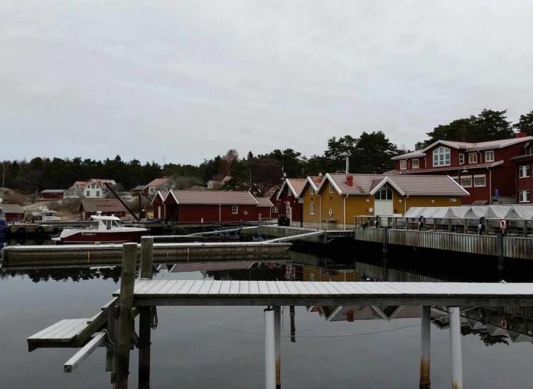 Möte på Kristineberg och Tjärnö om havsplanering