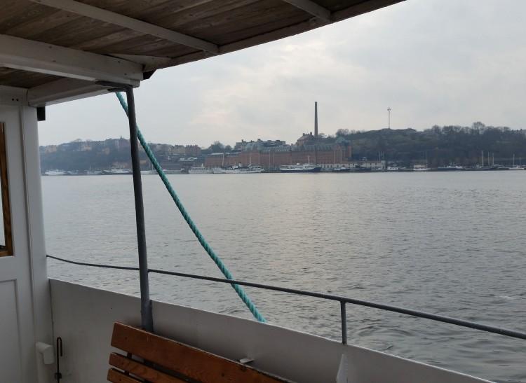Havsplaneringsmöte i Stockholm