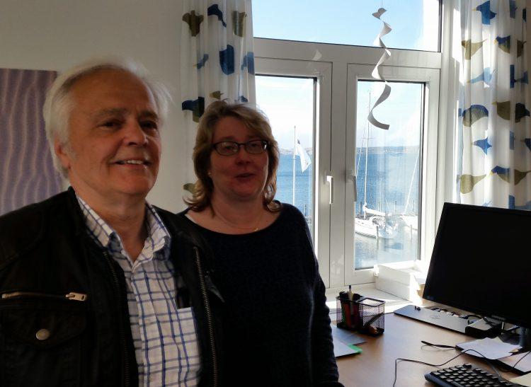 Besök ifrån Bohusläns Skärgårdsråd